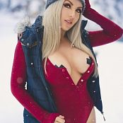Jessica Nigri OnlyFans Snowday Picture Set