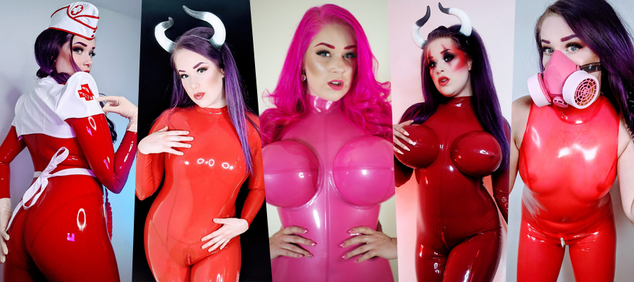 LatexBarbie OnlyFans Pictures & Videos Complete Siterip 2