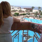PilGrimGirl Rain In Egypt 4K UHD Video