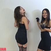 AstroDomina & Ellie Idol Perverted HD Video