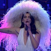 Dua Lipa Levitating Live SNL 2020 HD Video