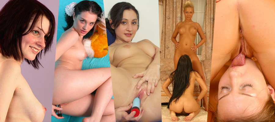 Nasty Angels Picture Sets & Videos Complete Siterip