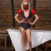 TeenMarvel Lili Masked Picture Set