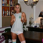 Katies World Greased Up Katie Part #1 Picture Set 293