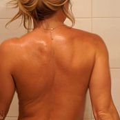 Madden Bare Back Blonde Curls HD Video
