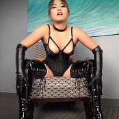 AstroDomina Date Night With My Boots HD Video