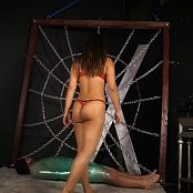 AstroDomina Wrapped & Trampled HD Video