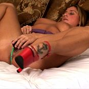 Katies World Glass Anal Toy Payset 1930 HD Video