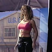 Britney Spears Baby One More time Live Wango Tango 1999 HD Video