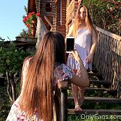 Cinderella Story Juliet Summer Dancing On The Stairs Picture Set