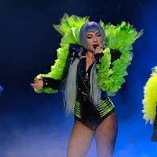 Lady Gaga Concert SSNL HD Video