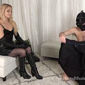 Mandy Marx Preparing The Slave HD Video