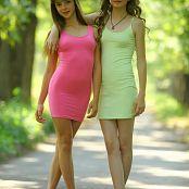 Silver Stars Eva & Bella Friends Picture Set 001