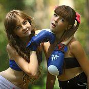 Silver Stars Eva & Bella Fighters Picture Set 001