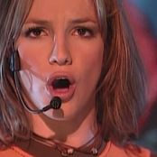 Britney Spears Baby One More Time Live TOTP 1999 HD Video