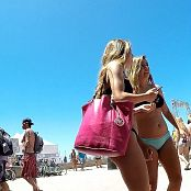 Candid Califas Paradise City Volume 1 HD Video