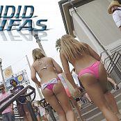 Candid Califas Teen Bikini Bonanza Volume 1 HD Video