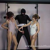 Erotic Emerald & Allie Heart Ballbust a Day Keeps Sadness Away HD Video