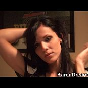 Karendreams Sexy Referee Outfit Video