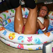 Katies World The Oiled Goods Part #2 Picture Set 322