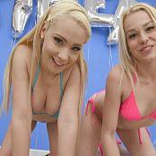 Rebecca Sharon & Natasha Teen Anal Slam XF006 HD Video