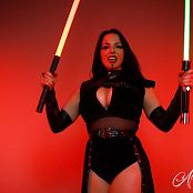 Alexandra Snow Dominated By the Sith HD Video