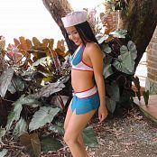 Susana Medina Blue Sailor Costume TCG 4K UHD & HD Video 030