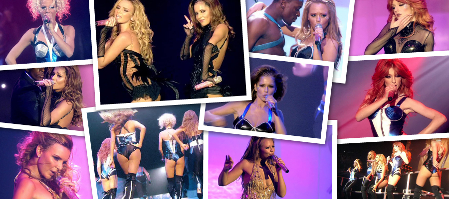 Download Girls Aloud Tangled Up Tour Bluray 1080p Split HD Videos