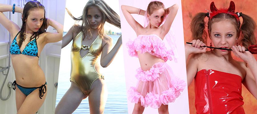 Download Violette Cute Teen Model Picture Sets & Videos Megapack