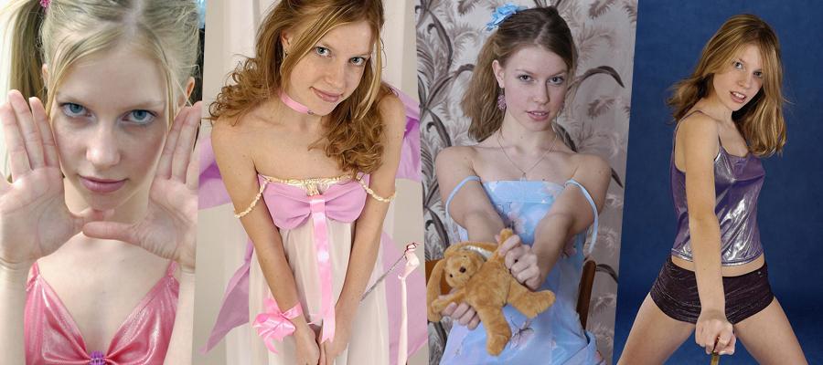 Download Angeline Model Picture Sets Megapack
