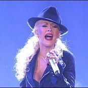 Download Christina Aguilera Medley Live NBA All Star 2007 HD Video