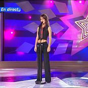 Download Alizee A Contre Courant Live Star Academy 2004 Video