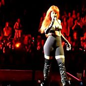 Download Rihanna Umbrella Live Wearing Tight Spandex Outfit HD Video
