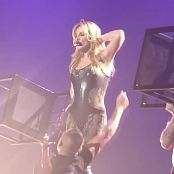 Download Britney Spears Do Something Live In Sexy Leathered Outfit HD Video