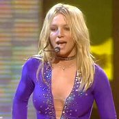 Download Britney Spears Rare Live Performance In Blue Skin Tight Catsuit Video