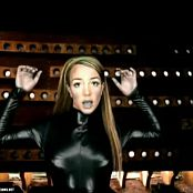 Download Britney Spears Oops Shiny Black Latex Catsuit Edit Video