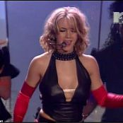 Download Britney Spears Medley Live MTV EMA 1999 Sexy Leather Outfit Video