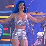 Download Katy Perry California Gurls Live Brazil 2011 Epic Silver Outfit HD Video