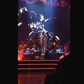 Download Britney Spears Golden Outfit Strip Pole Dance POM Video