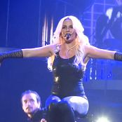 Download Britney Spears Do Somethin Live Sexy Black Catsuit 2015 HD Video