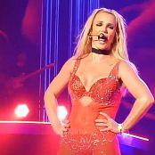 Download Britney Spears Live Sexy Red Dominatrix Outfit POM HD Video