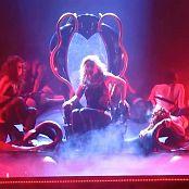 Download Britney Spears Slave 4 U Live POM 2014 Black Leather Boots HD Video