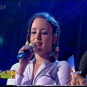 Download Jasmin Wagner Blumchen Du Und Ich Live Chart Attack 1996 Video