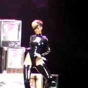 Download Rihanna Rude Boy Live May 2010 Sexy Black Latex HD Video