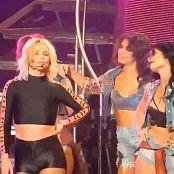 Download Britney Spears Sexy Leg Spread POM 2015 HD Video