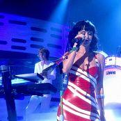 Download Katy Perry California Gurls Live BBC Sexy Polka Latex Dress HD Video