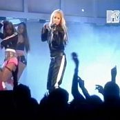 Download Christina Aguilera Dirrty Live MTV Xelebri Party Video