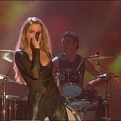 Download Jeanette Biedermann Rockin On Heavens Floor Live VSP 2003 Video