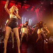 Download Christina Aguilera Back To Basics In London Club Koko 2006 Video