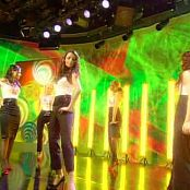 Download Girls Aloud Biology Live TOTP Reloaded BBC 2005 Video